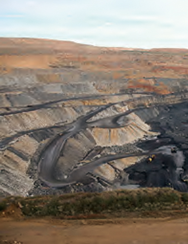 Mining Elevator
