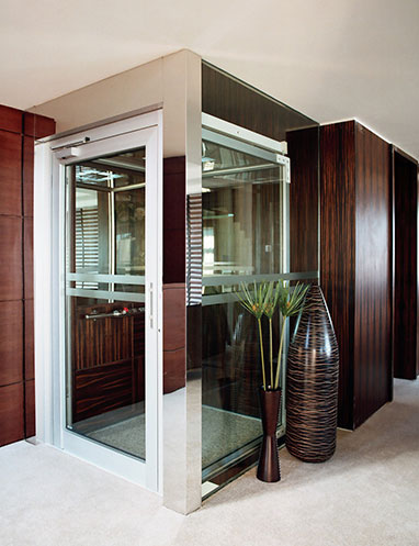 Easy To Install Small Home Elevator Lift