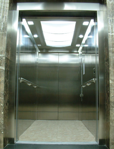 Smooth Running Safe and Reliable Hospital Elevator